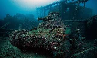 WWII Wreck Diving In the Chuuk Lagoon!
