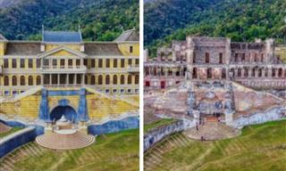 The Ruins of 7 Ancient Palaces Digitally Reconstructed