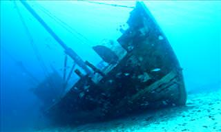 The 10 Most Valuable Shipwrecks Ever Discovered