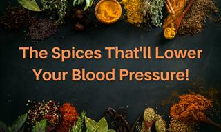 Herbs and Spice That can Lower Your Blood Pressure