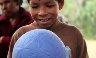 The Indestructible Ball - Amazing!