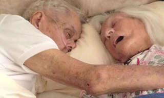 After 75 Years, These 2 Died In Each Other's Arms