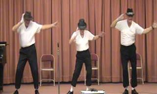 WATCH: Senior Citizens Boogie Down to Billie Jean