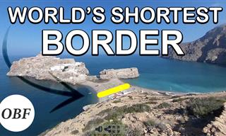 Fascinating: The Shortest Borders on Our Planet