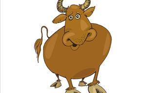 Joke: There's a New Bull in Town...