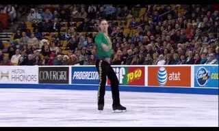 An Irish Jig On Ice - Incredible!