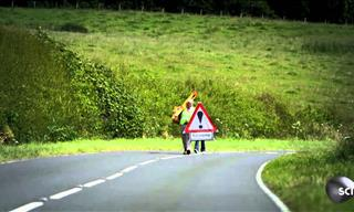 This Road in Scotland Offers a Peculiar Optical Illusion
