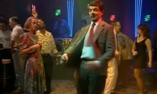 Mr. Bean Goes out for a Hot Date!