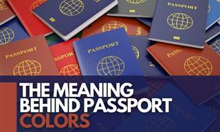 The Meaning Behind Passport Colors