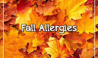 5 Signs that Show Your Fall Allergies Are Something Else