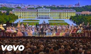 André Rieu Welcomes Spring With Angelic Music!
