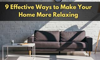 These Décor Ideas Will Help You Create a Calm & Happy Home