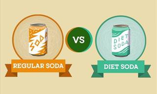 Regular Vs Diet Soda - Which Is Worse?