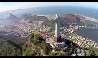 Take a Walk on Brazil's Christ the Redeemer