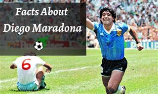 These Facts Define Diego Maradona's Unforgettable Legacy