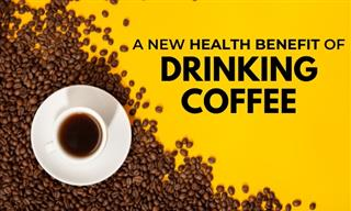 Scientists Discover a New Benefit of Drinking Coffee