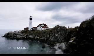 World Travel: Mini-Maine!