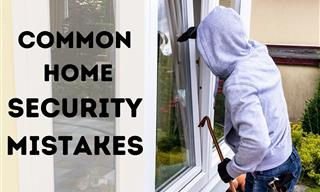 6 Home Security Mistakes to Stop Making Today
