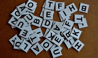 English Quiz: Shall We Unscramble For a Bit?