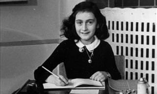 12 Inspirational Anne Frank Quotes