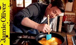 Learn 5 Easy and Quick Egg Recipes from Jamie Oliver