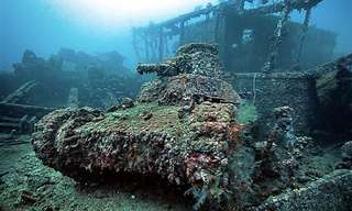 5 Famous Shipwrecks and Their Unbelievable Stories
