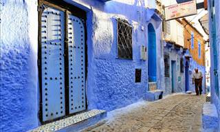 15 Photographs of Chefchaouen, Morocco