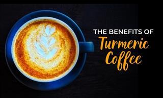 The Health Benefits and Recipe of Turmeric Coffee