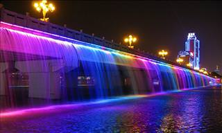 10 of the World's Most Beautiful Fountains