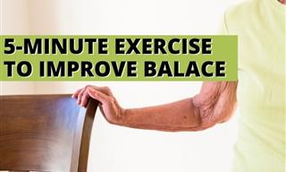 5 Key Exercises to Improve Balance and Prevent Falls