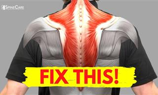 Exercises to Relieve Muscle Knots in the Neck & Shoulders