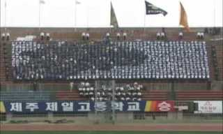The Best Fans in the World are in South Korea!