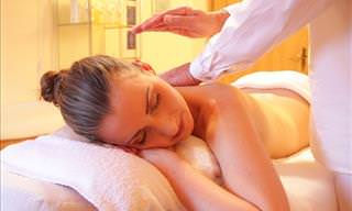 12 Secrets Massage Therapists Know About Your Body