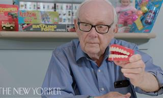 This Inventor Designed 800 of the World's Most Iconic Toys