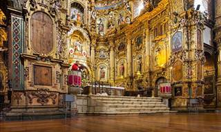 Ecuador's Incredible Gilded Churches