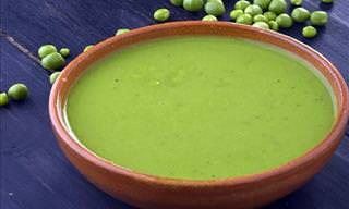 How to Make a Luscious Pea Soup