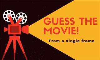 QUIZ: Can You Guess the Movie From a Single Image?