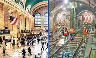 New York's Grand Central Station Is Expanded As We Speak