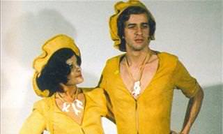 20 Examples of Horrible Couples' Fashion from the 70's