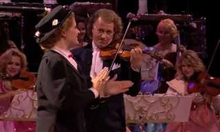 Mary Poppins by Andre Rieu & the Johann Strauss Orchestra!
