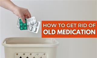 Should You Save or Get Rid of Old Medication?