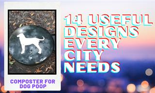 These Innovative Designs Will Come In Handy In Every City