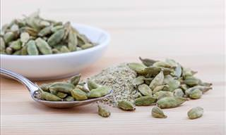 Aromatic Cardamom and It's Health Benefits