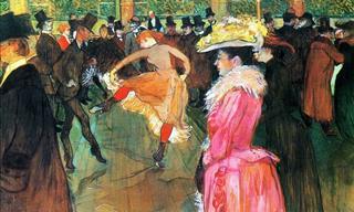 Artist Profile: Henri de Toulouse Lautrec