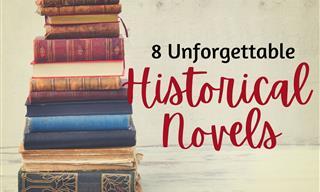 8 Novels Any History Lover Must Read