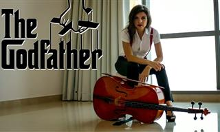 A Beautiful Cello Rendition of The Godfather Theme Song