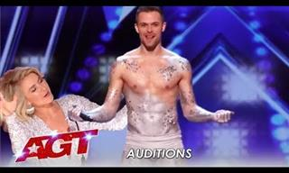 Meet the Most Talented AGT Performer Matthew Richardson