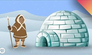 How Does An Igloo Work & How Do They Keep Us Warm?