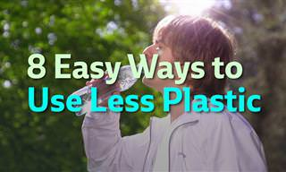 How to Start Using Less Plastic