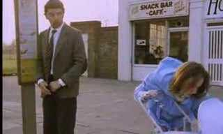 Mr Bean Classic - The Bus Stop!